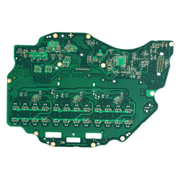 New energy vehicles impedance control PCB