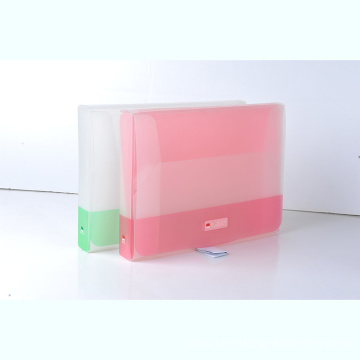 A4 size  plastic file box