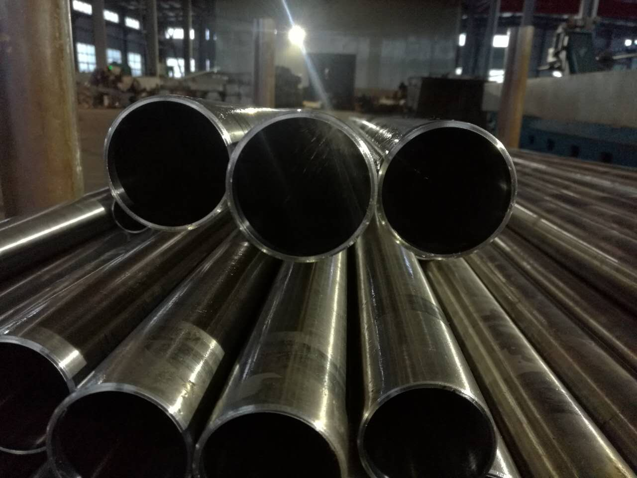 seamless stainless honed tube
