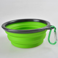 portable silicone mini bowl measure cup sauce bowl