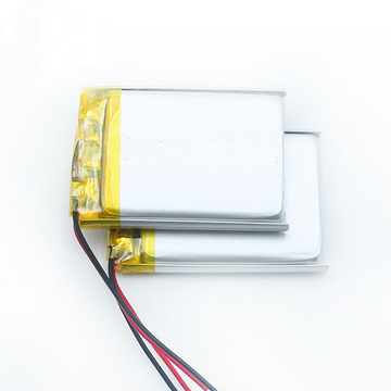 Li-Ion Polymer Battery 3.7V 600mah Lipo Battery
