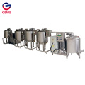 Pasteurizer Cooling Tank for Yogurt Filling Sealing Machine