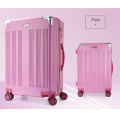 New fashionable durable PC womens luggage sets