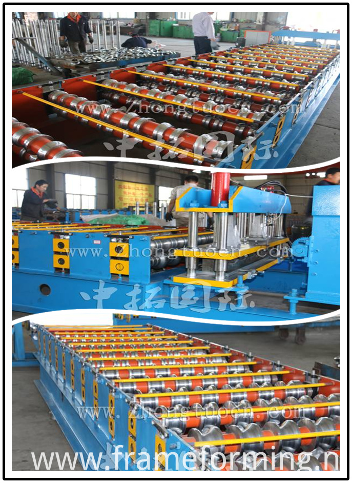High Quality Construction Tile Making Machine