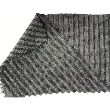 Ribbed Sweater Knit Fabric
