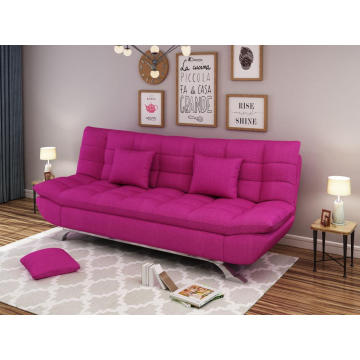 Modern Sofa Bed Red