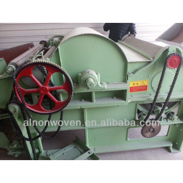 waste fabric recycling machine