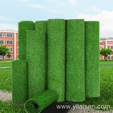 Basketball court autumn season artificial grass turf