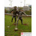 School Decoration Bronze Sculpture