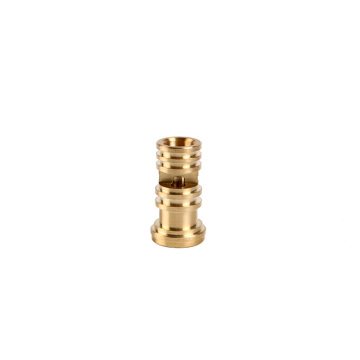 Brass Faucet Outlet Connector