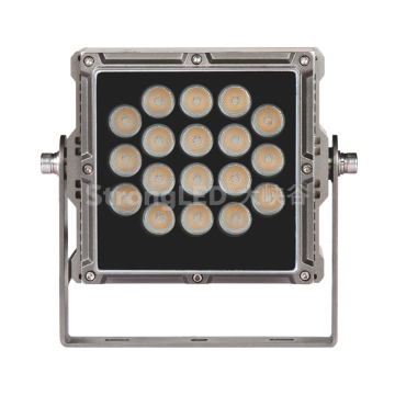 27W RGB+W Auto-addressing LED Flood Lights TF1D-1X1 AC