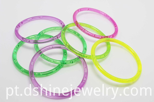 Plastic Wholesale Bangles