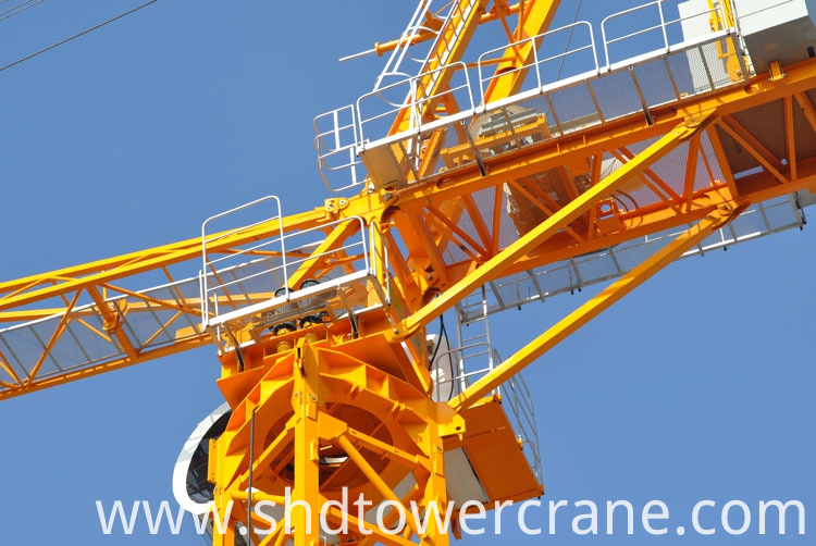 Standard Section Of Tower Crane