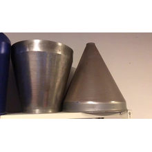 custom metal spinning steel cone