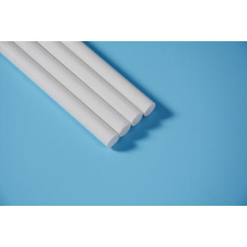 9mm white Fiberglass Rod