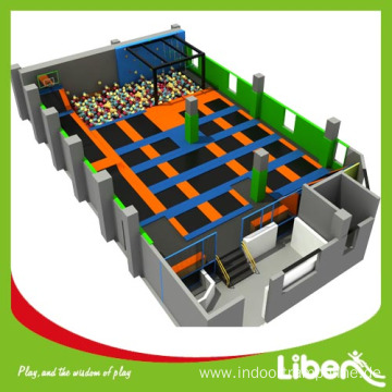High Quality Popular Springs Trampoline Park for Kids