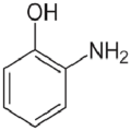 point de fusion ortho aminophénol