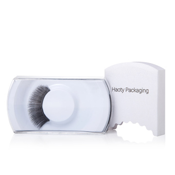 Wholesale Custom Clear Plastic Mink Lash Box