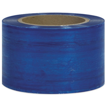 500mm Width hot blue lldpe jumbo Stretch Film