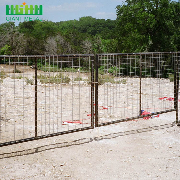 FIine Metal fence gate