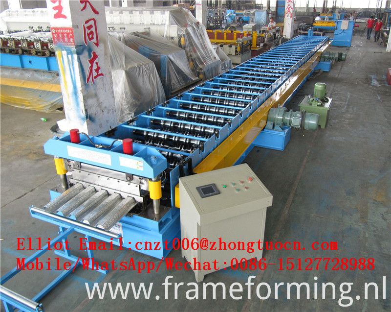 Floor deck machine for sale