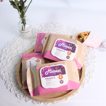 Personal Care Makeup Remover Cleansing Wipes