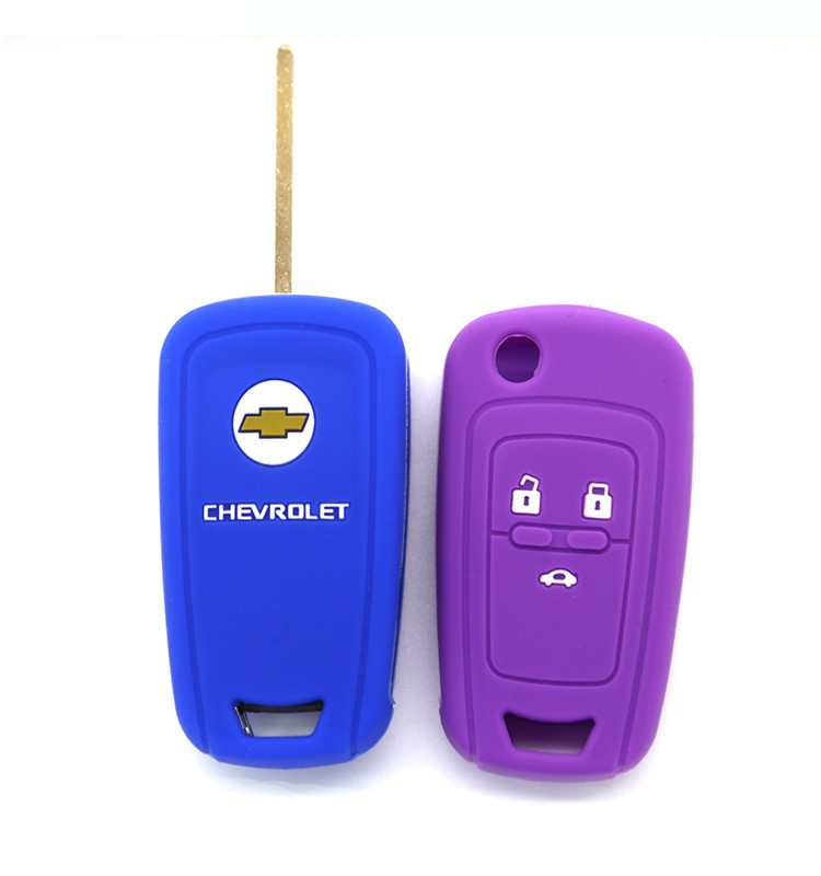 Chevrolet Key Fob Covers