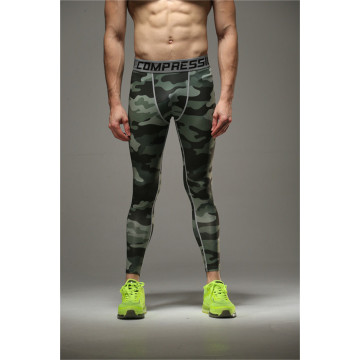 hot sell mens running legging sublimation gym pants