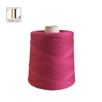 Topline new blend cotton COOLMAX polyester yarn