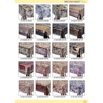 Best and Choice Vinyl tablecloths home goods