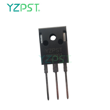 Low reverse leakage super fast recovery rectifier diode