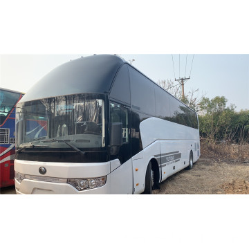 Used Yutong 51seats coach bus for sale