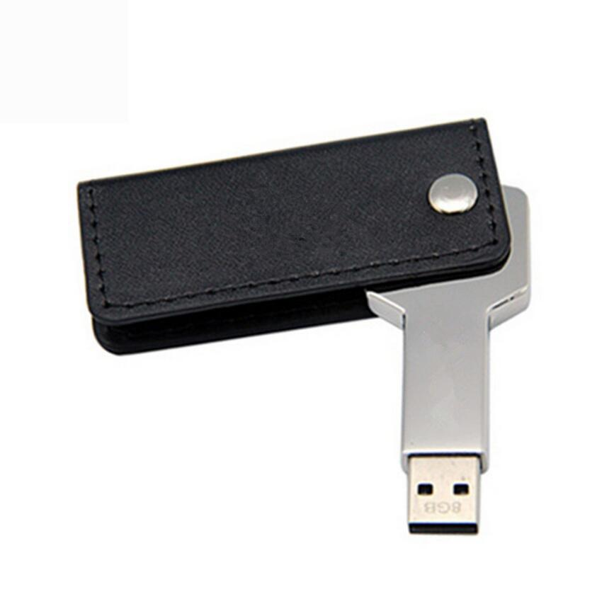 key usb with leather 3