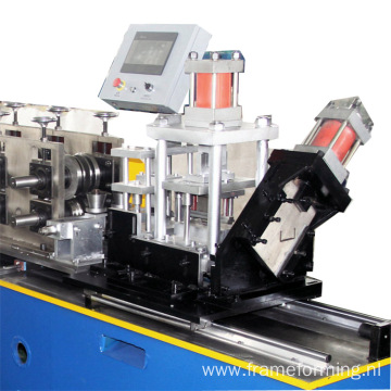 Drywall metal U channel roll forming machine