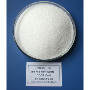 monohydrate citric acid  CAS No.:77-92-9 price