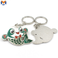 Good Quality Zinc Alloy Metal Fashion Keychain