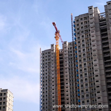 best Topless Tower Cranes of Small tower crane
