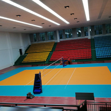 Indoor PVC Volleyball court floor