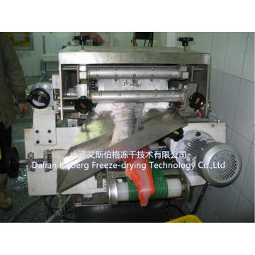 Fish Skinning and Cutting Machine