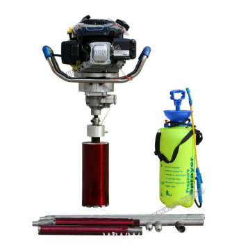 Portable Rock Drilling Machine Core Drilling Rig