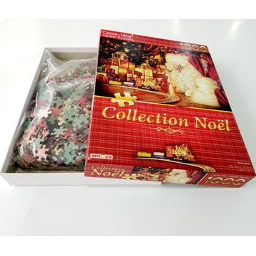 hot high quality exquisite 1000pcs adult puzzle game