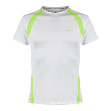 Moisture Wicking Dry Fit T Shirt White