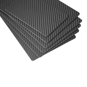 Full 3K Twill Matte Carbon Fiber Sheet