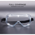 Transparent eye mask for eye protection
