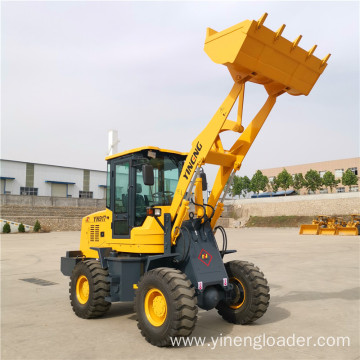 Mini Wheel Loader 1 Ton