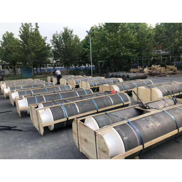 high quality 700mm uhp graphite electrode