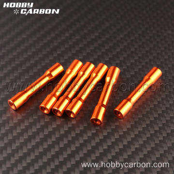 Customized Anodized Hex Round Threaded Aluminum Standoffs