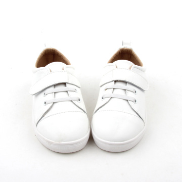 Wholesale White Hard Sole Kids Shoes