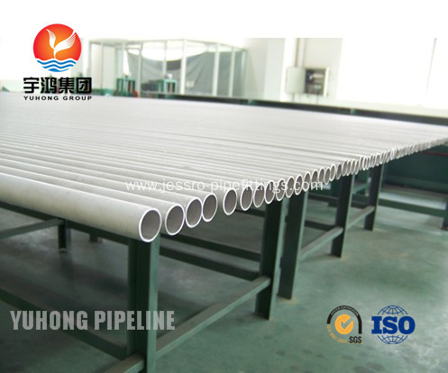 ASTM B622 Hastelloy B-2 / UNS N10665 / 2.4617 Seamless Pipe