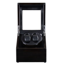 double automatic watch winder box